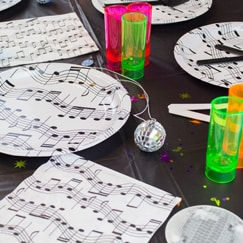 Musical Notes Party Supplies