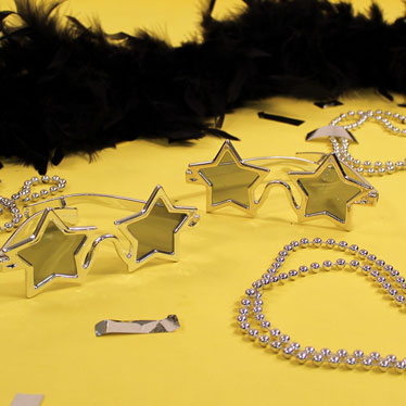 New Years Fancy Dress Accessories