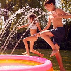 Paddling Pools & Inflatables