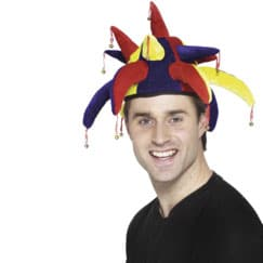 Clown Fancy Dress Hats