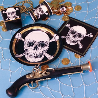 Pirate Party Themes