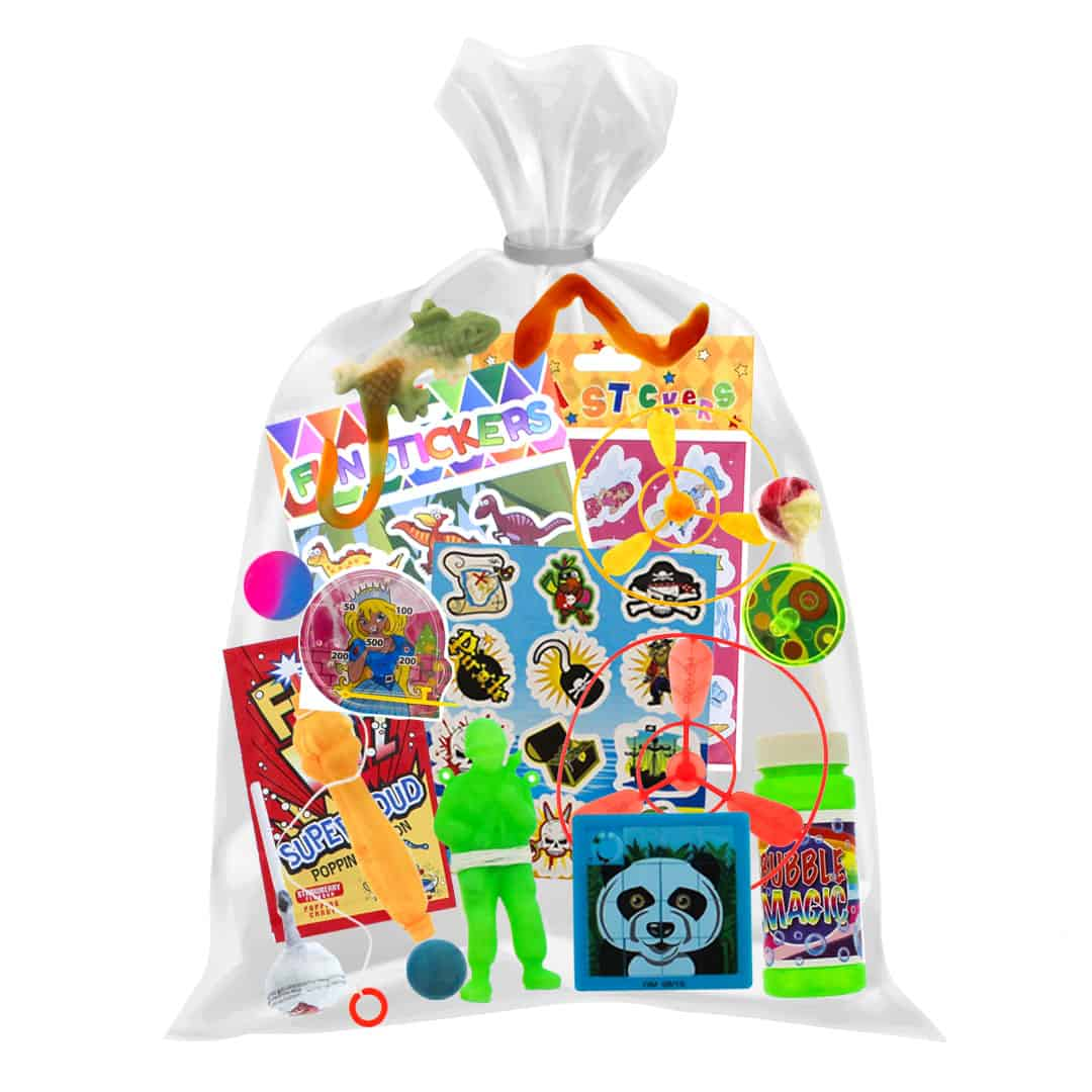 Pre-Filled Party Bags