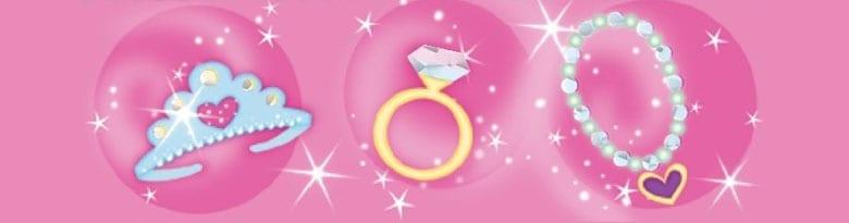 Prismatic Princess Party Supplies Top Image