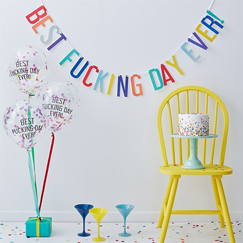 Rude Decorations & Balloons