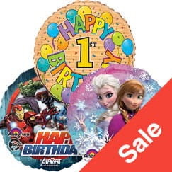 Balloons Sale and Clearance
