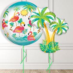 Hawaiian Balloons