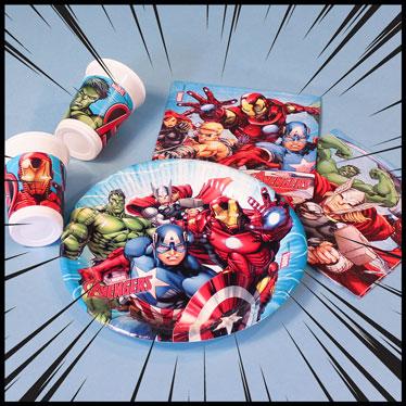 Superhero Party Themes