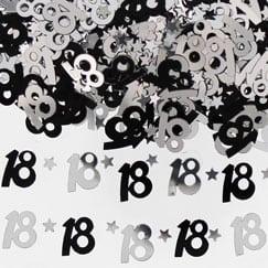Numeric Table Confetti