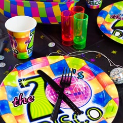 Disco Party Theme Party Supplies