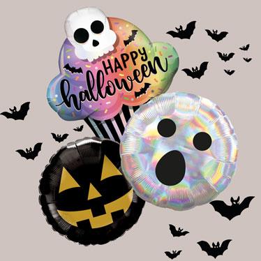 Halloween Themed Balloons