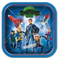 Thunderbirds Theme Party Supplies