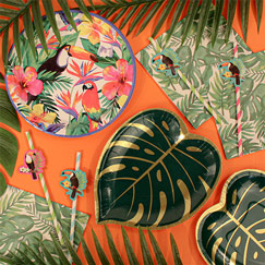 Tropical Party Supplies