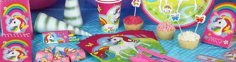 Unicorn Theme Top Image