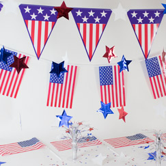 USA Party Decorations