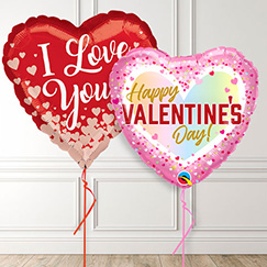 Valentines Day Party Balloons & Accessories