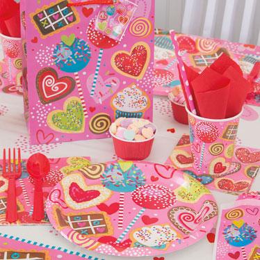 Valentines Day Tableware