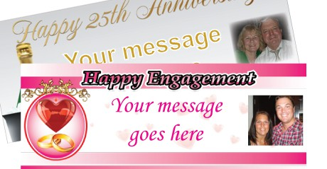 Engagement, Wedding & Anniversary