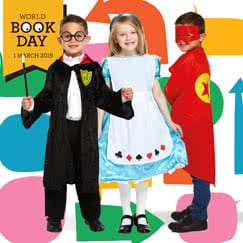 World Book Day Party Supplies
