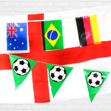 World Cup Flags & Bunting
