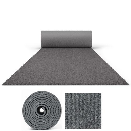 2 Metre Wide Prestige Heavy Duty Grey Carpet Runner Product Image