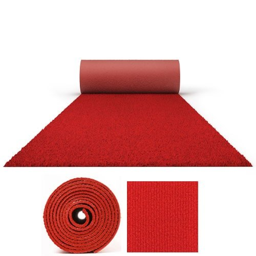 2 Metre Wide Prestige Heavy Duty Red Carpet Runner Product Image