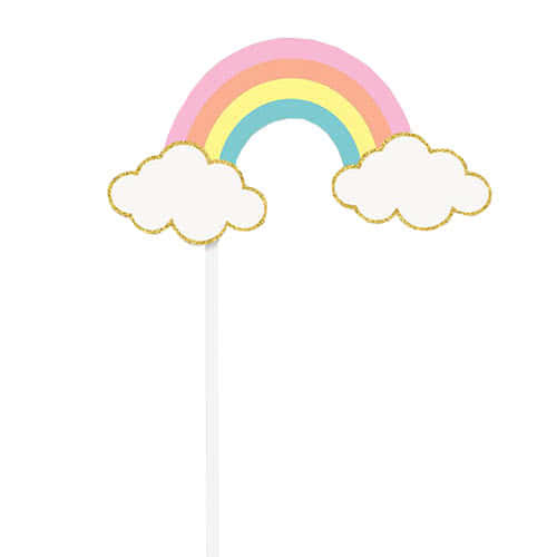 Party Time Unicorn Photo Props - Pack of 10 Product Gallery Image