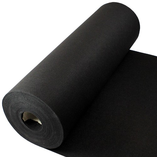 25 Metres Prestige Heavy Duty Black Carpet Runner
