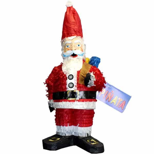 3D Santa Claus Standard Pinata