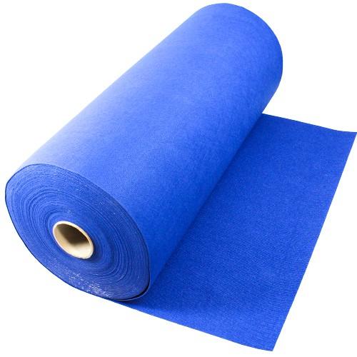 50 Metres Prestige Heavy Duty Blue Carpet Runner