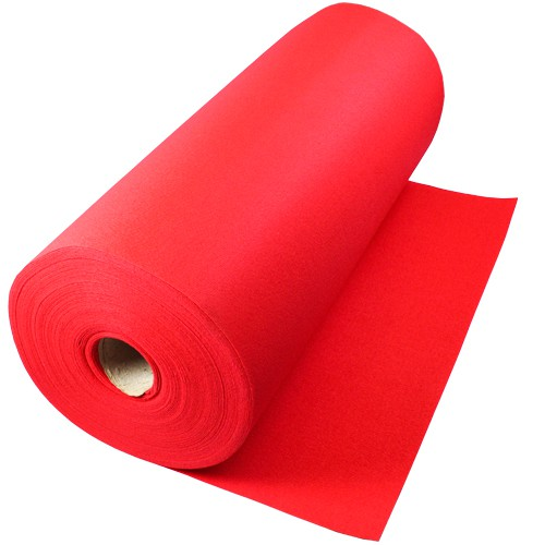 50 Metres Prestige Heavy Duty Red Carpet Runner