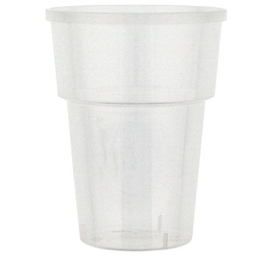 Plastic Juice Tumblers - 8oz / 237ml - Pack of 50