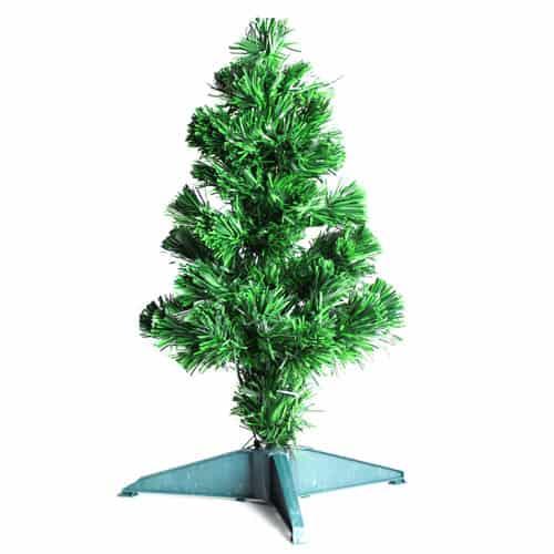 Multi-Coloured Fibre Optic Christmas Tree 60cm Product Image
