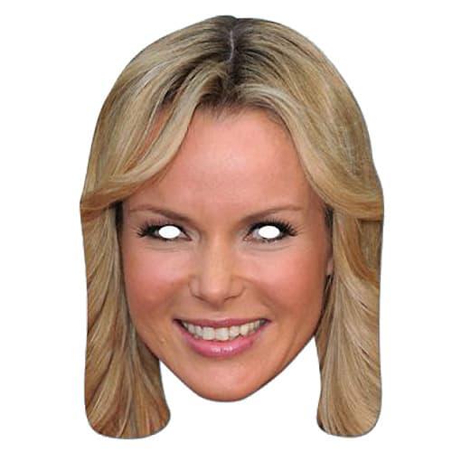 Amanda Holden Cardboard Face Mask Product Image