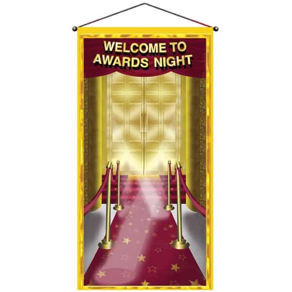 Award Night Door or Wall Panel Product Image