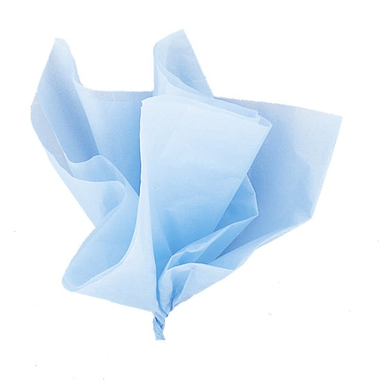 Baby Blue Tissue Paper Product Image