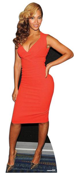 Beyonce Lifesize Cardboard Cutout - 171cm Product Gallery Image