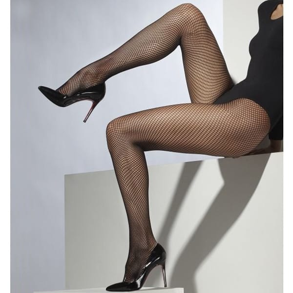 Black Fishnet Tights Product Image