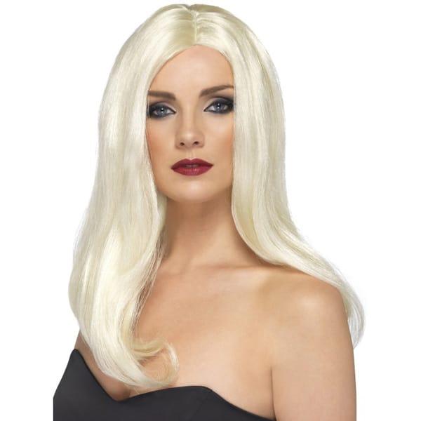 Blonde Liz Ladies Long Wig Product Image