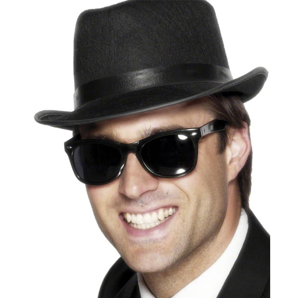 Blues Brothers Fancy Dress Glasses