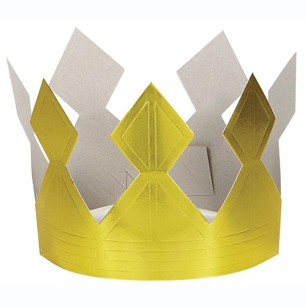 Boys Happy Birthday Crown Product Image