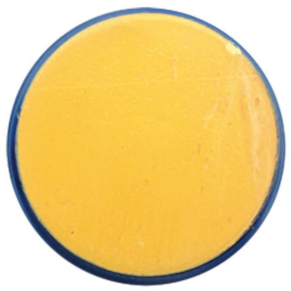 Snazaroo Bright Yellow Face Paint - 18ml Product Image
