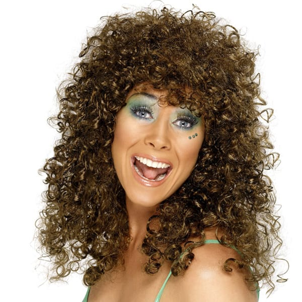 Brown Charlotte Ladies Long Wig Product Image