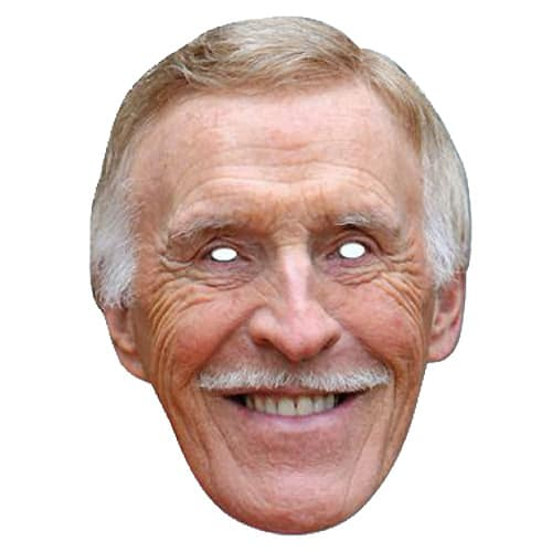 Strictly Come Dancing Bruce Forsyth Cardboard Face Mask