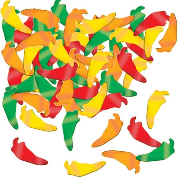 Chilli Peppers Table Confetti - 28 Grams
