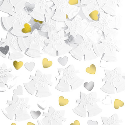Dazzling Bells Table Confetti - 14 Grams