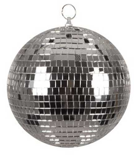 Deluxe Mirror Disco Ball - 8 Inches / 20cm Product Image