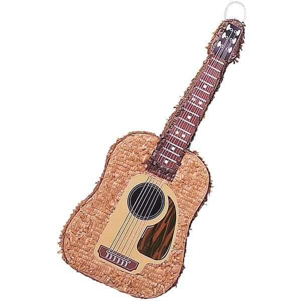 Guitar Standard Pinata Product Image