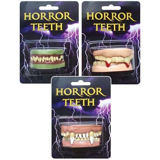 Halloween Horror Teeth