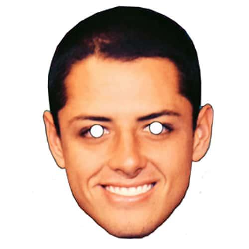 Hernandez Cardboard Face Mask