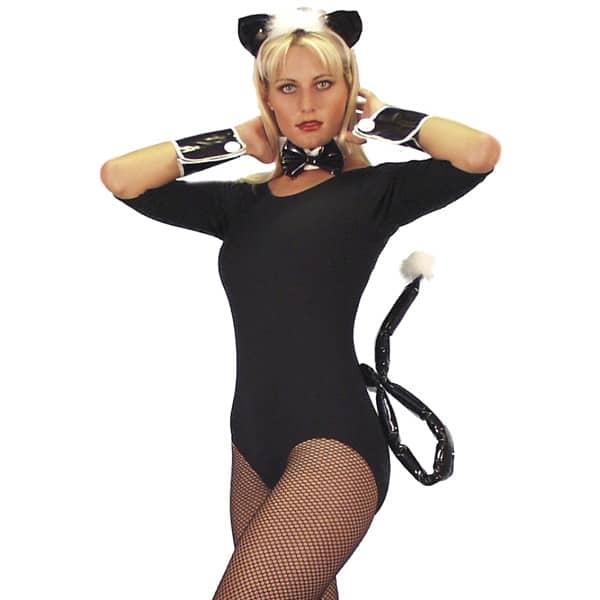 Cat & Cuffs Instant Fancy Dress Kit
